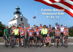 Highlight for Album: Cabrillo National Monument Ride 9/11/11